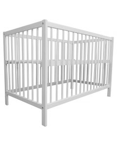 Kidsaw Arctic Cot White