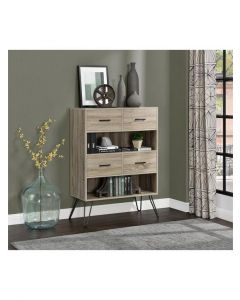 Landon Bookcase at Price Crash Furniture