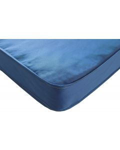 Kidsaw Colour Single Sprung Mattress Blue