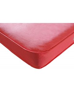 Kidsaw Colour Single Sprung Mattress Pink