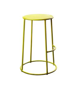 MAX 75 High Stool – ZA.408ST – Yellow