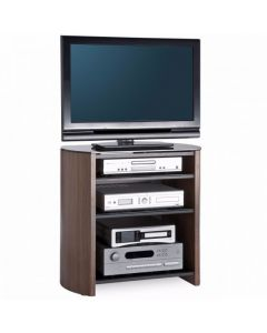 "Finewoods FW750/4 TV Stand in Light Oak for 37"" TVs by Alphason at Price Crash Furniture. Also in Light Oak or Walnut"