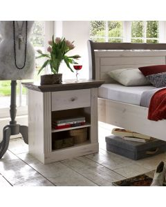 Steens Monaco 1 Drawer Bedside