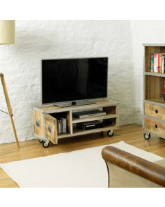Roadie Chic Widescreen Television Cabinet (One Door) - IRC09A