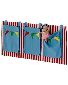 Steens for Kids Circus Side Hanger, Red