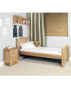 Baumhaus Amelie Oak Childrens (Standard Sized 3') Single Bed - CCO11B