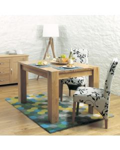 Baumhaus Aston Oak Dining Table (4 Seater) - CVR04A