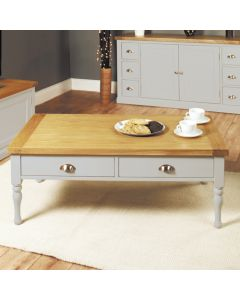 Baumhaus Chadwick Four Drawer Coffee Table