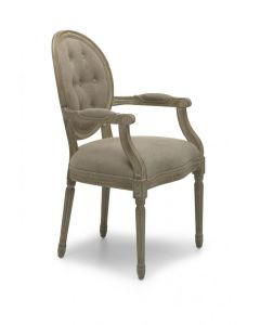 Louis Grande Carver Chair