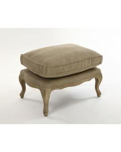Louis Grande Footstool