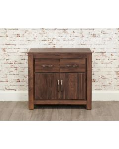 Baumhaus Mayan Walnut Small Sideboard