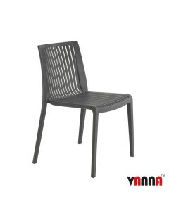 ZOOM Side Chair – ZA.168C – Anthracite